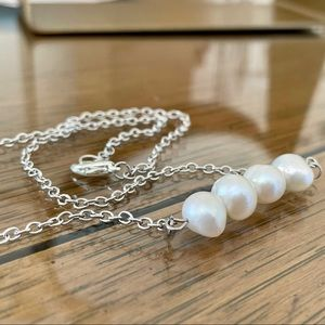 🌸 Freshwater Pearl Necklace 🌸